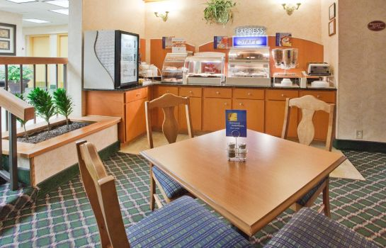 Restaurant Comfort Inn Elizabeth City