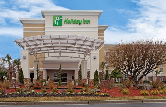 Exterior view Holiday Inn ANDERSON