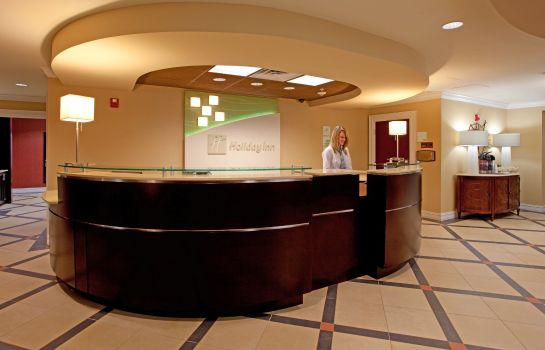 Lobby Holiday Inn ANDERSON