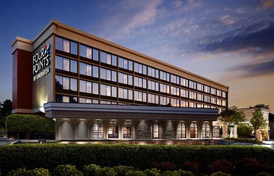 Exterior view Four Points by Sheraton Memphis East
