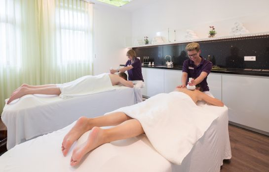 Massageraum Best Western Plus Kurhotel an der Obermaintherme
