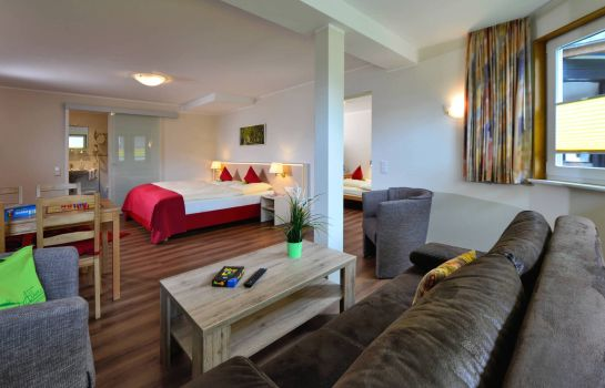 Suite junior Albers Landhotel