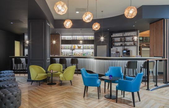 Hotelbar Holiday Inn LONDON - KENSINGTON FORUM