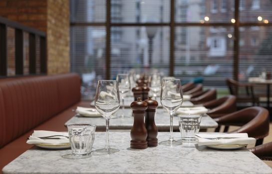 Restaurant Holiday Inn LONDON - KENSINGTON FORUM