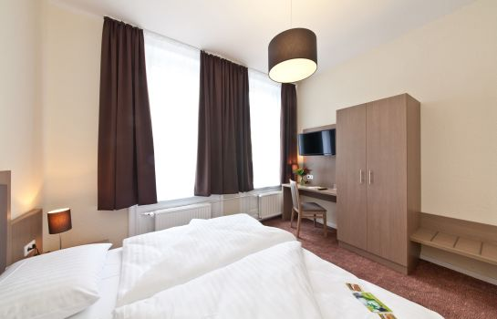 Double room (superior) Novum Alster St. Georg