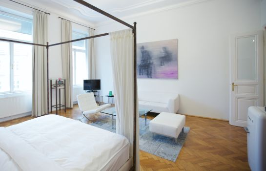 Junior Suite Small Luxury Hotel Altstadt Vienna
