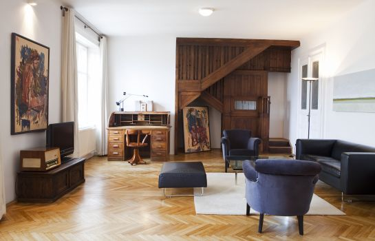 Suite Small Luxury Hotel Altstadt Vienna