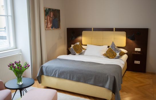 Double room (standard) Small Luxury Hotel Altstadt Vienna