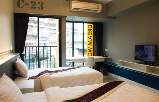 Double room (standard) iSanook Residence