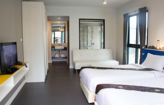 Double room (superior) iSanook Residence