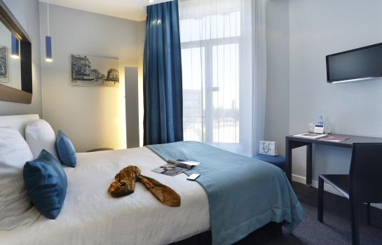 Double room (standard) Hôtel Saint Georges