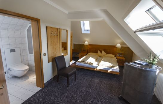 Chambre double (confort) Adler Flair Hotel