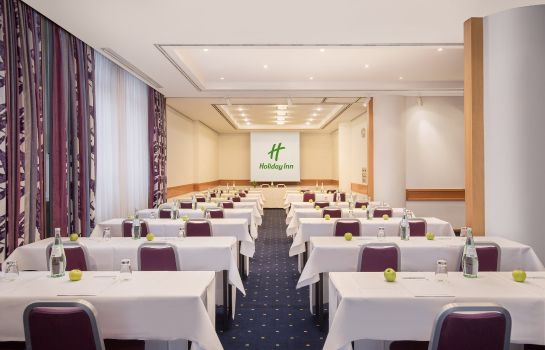 Sala konferencyjna Holiday Inn HAMBURG