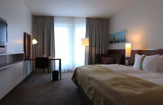 Chambre Holiday Inn HAMBURG