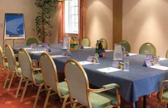 Meeting room Best Western Plus Orton Hall & Spa