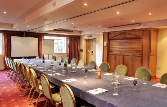 Sala congressi Best Western Plus Orton Hall & Spa