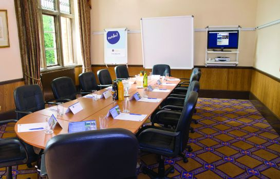 Conference room Best Western Plus Orton Hall & Spa