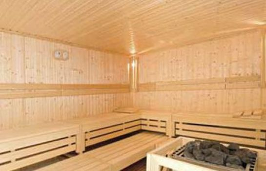 Sauna Best Western Plus Orton Hall & Spa