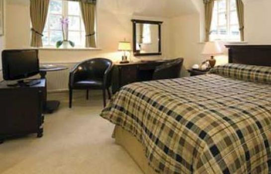 Double room (standard) Best Western Plus Orton Hall & Spa