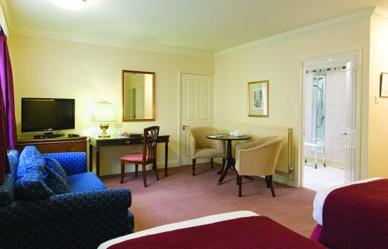 Room Best Western Plus Orton Hall & Spa