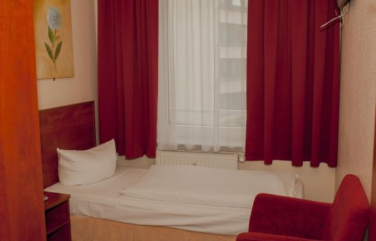 Chambre individuelle (standard) Residence am Hauptbahnhof