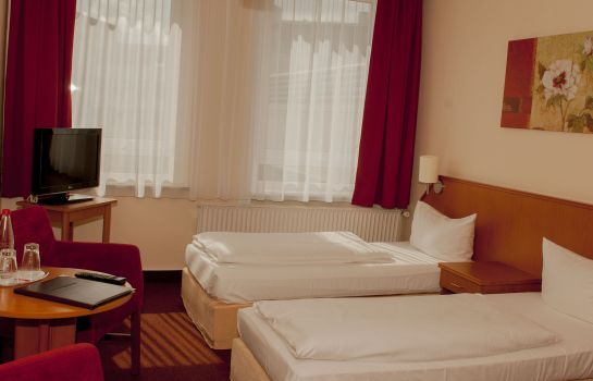 Chambre double (standard) Residence am Hauptbahnhof