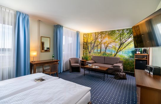 Suite junior AHORN Seehotel Templin