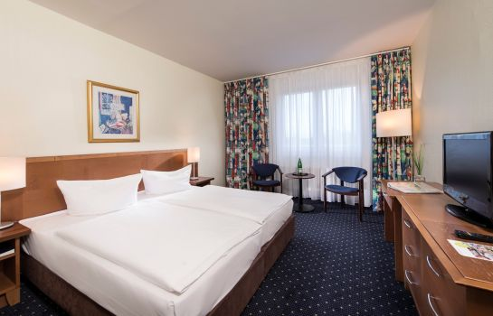 Chambre double (confort) AHORN Seehotel Templin