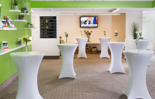 Restaurant Holiday Inn BERLIN CITY EAST-LANDSBERGER