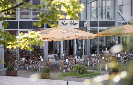Terrasse Holiday Inn BERLIN CITY EAST-LANDSBERGER