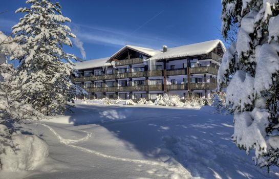 Vista esterna Ludwig Royal Golf & Alpin Wellness Resort