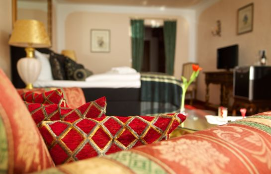 Doppelzimmer Komfort Ludwig Royal Golf & Alpin Wellness Resort