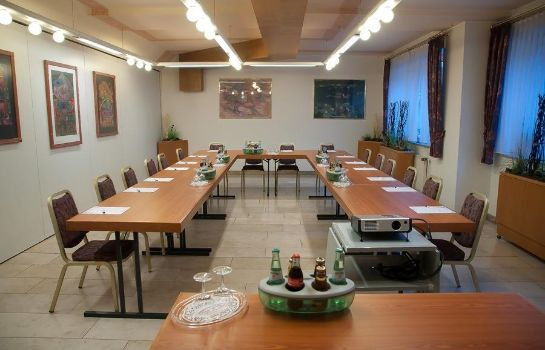 Conference room City Partner Hotel Europa