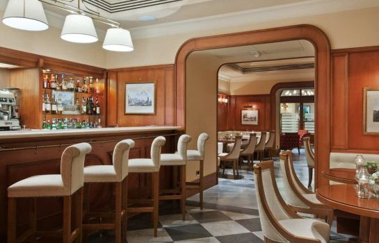Bar hotelowy Mercure Palermo Excelsior City