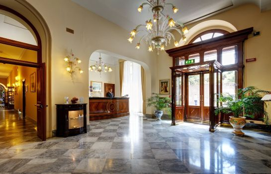 Hotelhalle Mercure Palermo Excelsior City