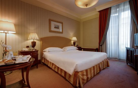 Zimmer Mercure Palermo Excelsior City