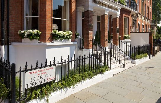 Exterior view The Egerton House Hotel
