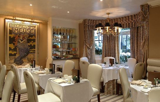 Restaurant The Egerton House Hotel