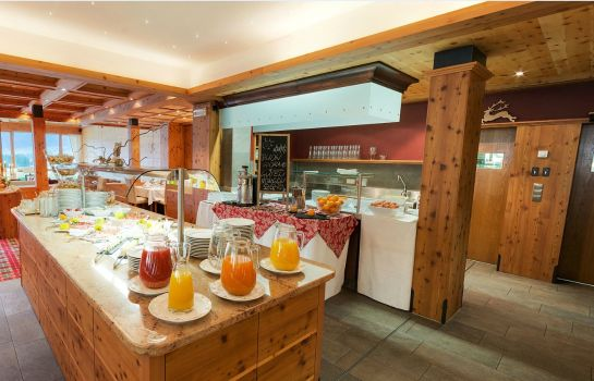 Breakfast buffet Bad Moos Sport- & Kurhotel