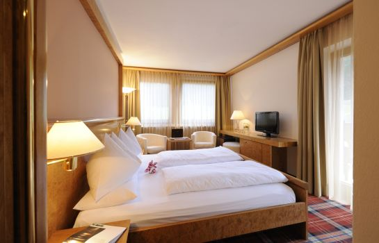 Double room (standard) Bad Moos Sport- & Kurhotel