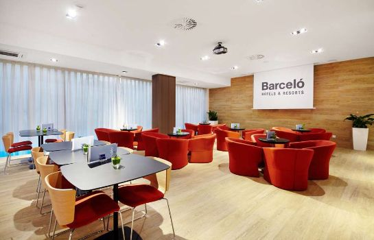 Hotelhalle Occidental Praha - part of Barcelo Hotel Group