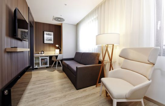 Junior Suite Occidental Praha - part of Barcelo Hotel Group
