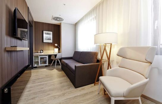 Suite Occidental Praha - part of Barcelo Hotel Group