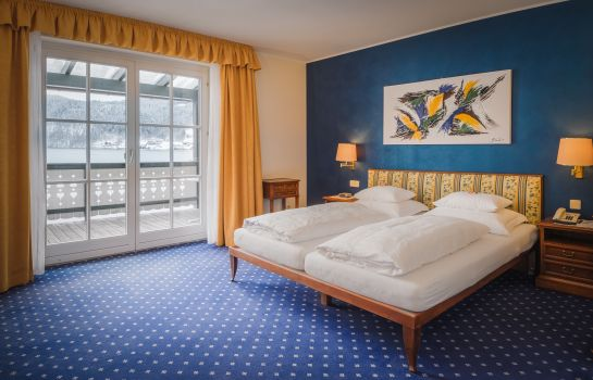 Junior Suite Hotel am See Die Forelle