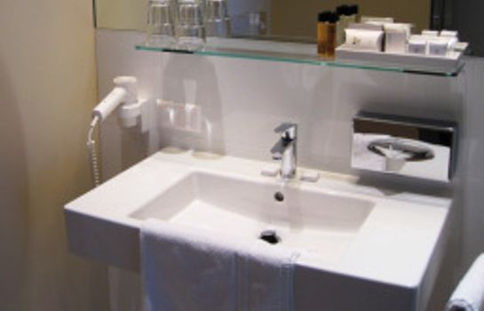 Bagno in camera Seehotel Dr. Jilly