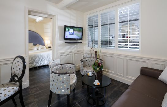 Junior Suite Auberge de Cassagne & Spa