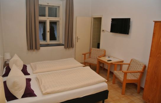 Double room (standard) Gruberhof Bed & Breakfast