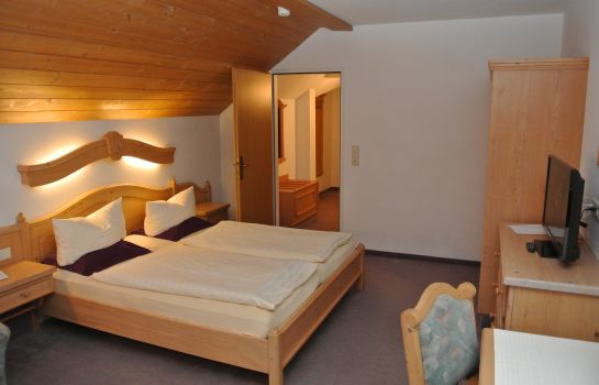 Double room (superior) Gruberhof Bed & Breakfast