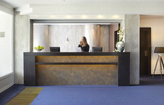 Empfang nordica Hotel Friesenhof