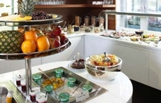 Breakfast buffet Zeller